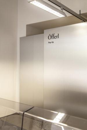Oefferl Pop Up Mariahilferstrasse Counter
