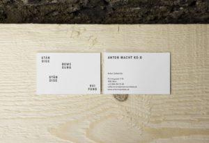 Riebenbauer Design_Anton_macht_Kes_01_Visitenkarte