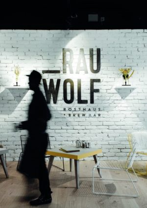 Rauwolf Rösthaus + Brewbar