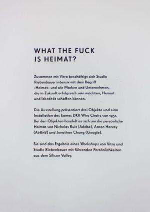 Studio Riebenbauer_Vitra_What The Fuck Is Heimat_Ausstellung_01a